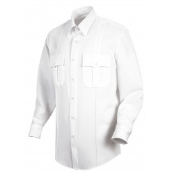 Horace Small - HS1177 RG L - Deputy Deluxe Shirt, Womens, White, L