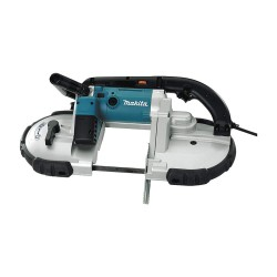 Makita - 2107FZK - Makita 2107FZK 6.5 Amp Portable Band Saw with L.E.D. Light, Case and w/o Lock-On