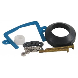 Kissler - 68-7060 - Brass and Rubber Tank to Bowl Kit, For Use With American Standard