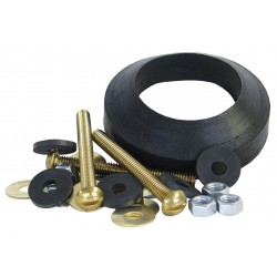 Kissler - 68-7158 - Brass and Rubber Tank to Bowl Kit, For Use With American Standard