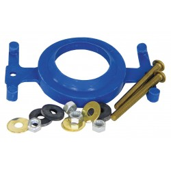 Kissler - 68-7702 - Brass and Rubber Tank to Bowl Kit, For Use With Eljer