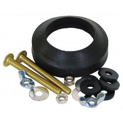Kissler - 68-7955 - Brass and Rubber Tank to Bowl Kit, For Use With Mansfield