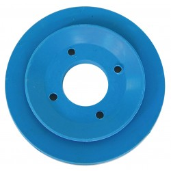 Kissler - 70-0087 - Rubber Flush Valve Gasket, For Use With Mansfield