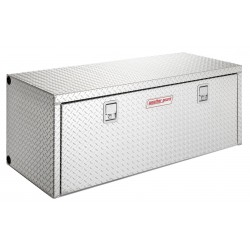 Knaack - 1205 - Truck Rack, Adj, Aluminum, 57 x 20 x 30 In
