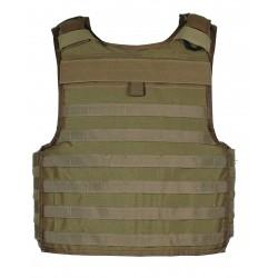 Blackhawk - 32B401OD-ST3A5C - Cutaway Armor, VIP Slick, S, Olive Drab