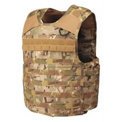 Blackhawk - 32B402MC-ST3A5C - Cutaway Armor, VIP Slick, M, Multicam