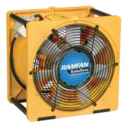 Euramco Safety - EFI150 - Conf.Sp. Fan, Duct 16 In, 1-1/2 HP, 115V