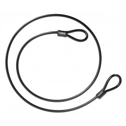 ABUS - 8/200 NON-COILED CABLE - Non-Coiled Security Cable, 5/16 In.