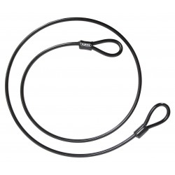 ABUS - 8/250 NON-COILED CABLE - Non-Coiled Security Cable, 5/16 In, 8 ft
