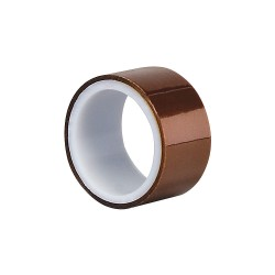 3M - 1205 - Amber Polyimide Film Tape, 1/2 Width, 5 yd. Length, 3.00 mil Thickness