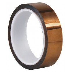 DuPont - KAPTON HN - Amber Polyimide Film Wrap, 1 Width, 100 ft. Length, 1.00 mil Thickness