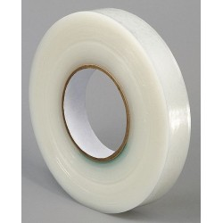 Tapecase - 15C547 - Masking Tape, 1000 ft. x 2, Clear, 3.00 mil