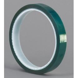 Tapecase - 15C561 - Masking Tape, 18 yd. x 1/2, Green, 3.30 mil