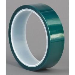 Tapecase - 15C563 - Masking Tape, 18 yd. x 1, Green, 3.30 mil