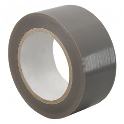 Tapecase - 15D311 - Tan PTFE PTFE Film Tape, 10 Width, 36 yd. Length, 6.00 mil Thickness