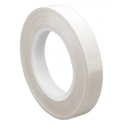 Tapecase - 15D329 - Clear Polyethylene UHMW Film Tape, 12 Width, 36 yd. Length, 5.00 mil Thickness
