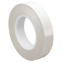 Tapecase - 15D330 - Clear Polyethylene Film Tape, 1/2 Width, 36 yd. Length, 7.00 mil Thickness