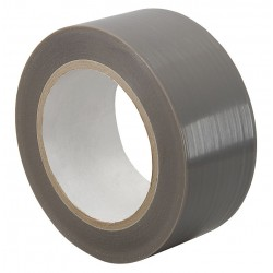 Tapecase - 15D524 - Tan PTFE PTFE Film Tape, 4 Width, 36 yd. Length, 6.50 mil Thickness