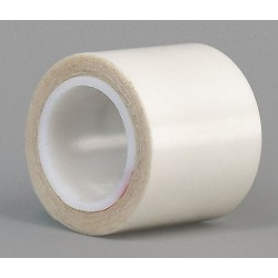 Tapecase - 15D585 - Natural Polyolefin Film Tape, 6 Width, 5 yd. Length, 21.50 mil Thickness