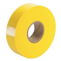 Tapecase - 15D676 - Plating Tape, 250 ft. x 4, Yellow, 3.94 mil