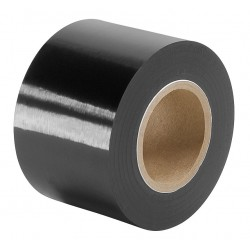 Tapecase - 15D679 - Plating Tape, 100 ft. x 1-1/2, Black, 3.94 mil
