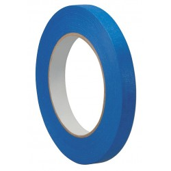 Tapecase - PT14 - Painters Masking Tape, 60 yd. x 1/2, Blue, 5.50 mil