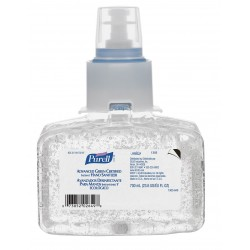 Purell - 1303-03 - 700mL Hand Sanitizer Bottle, 3 PK