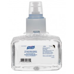 Purell - 1304-03 - 700mL Hand Sanitizer Bottle, 3 PK