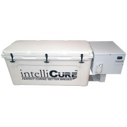 FLIR Systems - CU59 - Intellicure Curing Box, 20X59X21 In