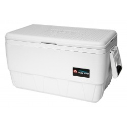 Igloo - 44679 - 36 qt. White Marine Chest Cooler