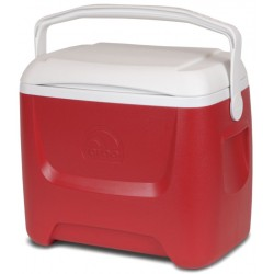 Igloo - 44547 - 28 qt. Red Personal Cooler