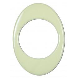 Safe Glow - DKR-01S - Glow-in-the-Dark Doorknob Ring Marker, Solid, Ellipse, 3-1/2 Width, 1 EA
