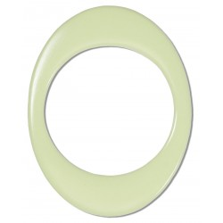 Safe Glow - DKR-01L - Glow-in-the-Dark Doorknob Ring Marker, Solid, Ellipse, 4-1/2 Width, 1 EA