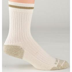 Carhartt - WA615 KHK M - Women's Crew Socks, Khaki, 1 PR