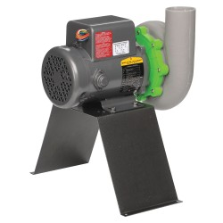 Plastec Ventilation - STORM10SS4P - Blower, D/D, 115/230V, 1/3 HP