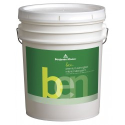 benjamin moore w6271x005hc45 interior paint semi gloss 5 gal. Black Bedroom Furniture Sets. Home Design Ideas