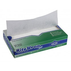 Dixie - RW106 - 10 10 x 10-3/4 Light Duty Deli Paper