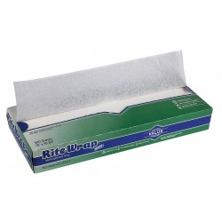 Dixie - RW156 - 15 15 x 10-3/4 Light Duty Deli Paper