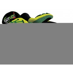 HexArmor - 4020X-XL (10) - Cut Resistant Gloves, ANSI/ISEA Cut Level 5 Lining, Green, Yellow, XL, PR 1