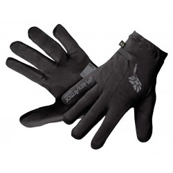 HexArmor - 6044-L (9) - Cut Resistant Gloves, ANSI/ISEA Cut Level 5 Lining, Black, L, PR 1