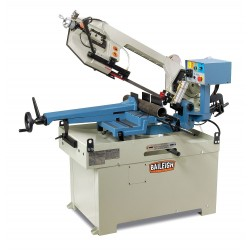 Baileigh Industrial - BS-350M - 3 HP Horizontal Band Saw, Voltage: 220, Max. Blade Length: 124-1/2