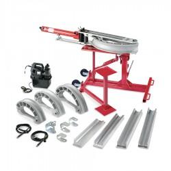 Gardner Bender - B400LP408S - Hydraulic Pipe Bender, 2-1/2 to 4, w/P408S