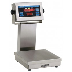 Doran Scales - 43100/12 - 100 lb. Digital LED Platform Bench Scale