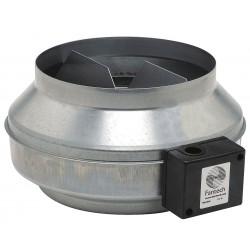 Fantech - FG 10 - Galvanized Steel Inline Fan, Fits Duct Dia. 10, Voltage 120V