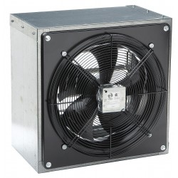 Fantech - FADE 25-6 WHD - 25-Dia. External Rotor 120VACV Cabinet Exhaust Fan