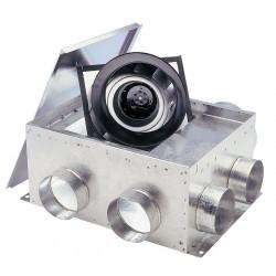 Fantech - CVS 300A - Ventilator, Inline Multiport, 4 Inputs