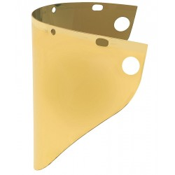 Fibre-Metal - 4199GDTVGY - Faceshield Window, Propionate, Gold