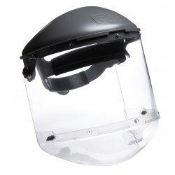 Fibre-Metal - FM400DCCL - Faceshield Assembly, Propionate, Clear