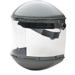 Fibre-Metal - FM500DCCL - Faceshield Assembly, Propionate, Clear