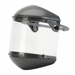 Fibre-Metal - FM5400DCCL - Faceshield Assembly, Propionate, Clear